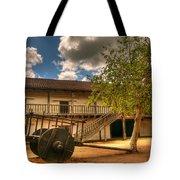 The Padre's Backyard Tote Bag