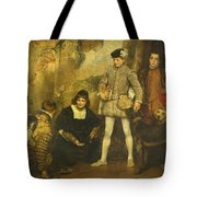 The Pages Tote Bag