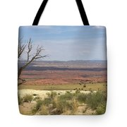 The Painted Desert Of Utah 1 Tote Bag