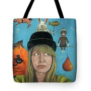 The Painting Maniac Tote Bag