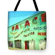 The Palace At Asbury Park Tote Bag