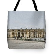 The Palace Of Versailles Tote Bag