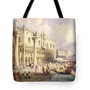 The Palaces Of Venice Tote Bag