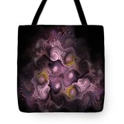 The Palatine Hill - Fractal Art Tote Bag