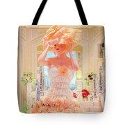 The Palazzo Casino Venetian Rose Dress Tote Bag