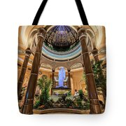The Palazzo Inside Main Entrance Tote Bag