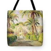 The Palm Trees Tote Bag