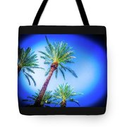The Palms Of Scottsdale  Tote Bag