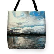 The Panoramic Painting Tote Bag