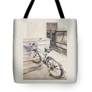 The Paper Route Tote Bag