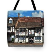 The Paperboy Tote Bag