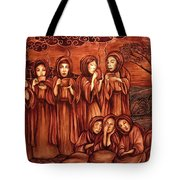 The Parable Of The Ten Virgins Tote Bag