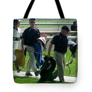 The Parade Tote Bag
