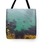 The Paradise Under The Water Tote Bag