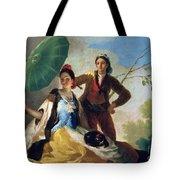 The Parasol Tote Bag