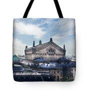 The Paris Opera 3 Art Tote Bag