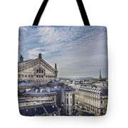 The Paris Opera 5 Art Tote Bag