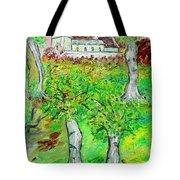 The Parish Curch Tote Bag