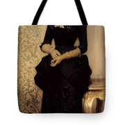 The Parisian Tote Bag by Charles Giron