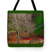 The Parc Des Buttes-chaumont # 1. Tote Bag
