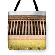 The Parliament House In Helsinki Tote Bag