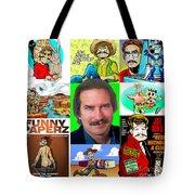 The Parody Years Tote Bag