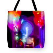 The Party Is Waiting Tote Bag