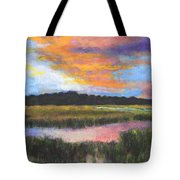 The Passage Into Night Tote Bag