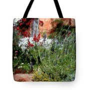The Passion Of Summer Tote Bag by RC DeWinter