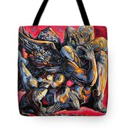 The Passion Of The Fallen Tote Bag