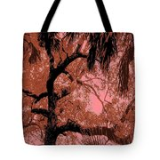 The Passion Of The Oak Tote Bag