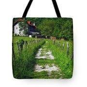 The Path Home Tote Bag
