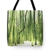 The Path Less Taken Tote Bag
