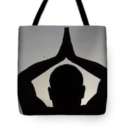 The Path Of Compassion Tote Bag