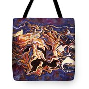The Path Of Irony Tote Bag
