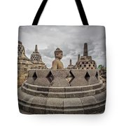 The Path Of The Buddha #1 Tote Bag