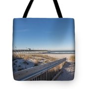 The Path To Relaxation Tote Bag
