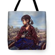 The Patient Child Tote Bag