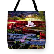 The Patterns Of Beauty Tote Bag by John Lautermilch