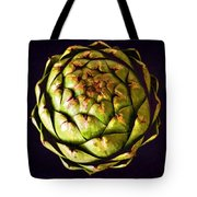 The Patterns Of The Artichoke Tote Bag