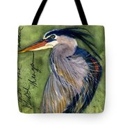 The Peace Of Wild Things Tote Bag