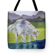 The Peace Within Tote Bag