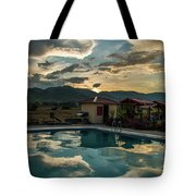 The Peaceful Still Tote Bag