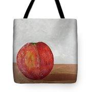 The Peach Tote Bag