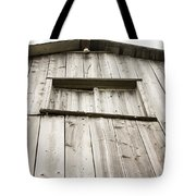 The Peak Of The Amana Farmer's Market Barn Tote Bag