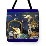The Pearl Of Great Price Tote Bag