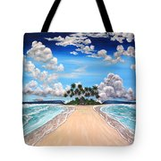 The Pearly Gates Tote Bag