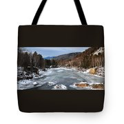 The Pemigewassett From 175 Tote Bag
