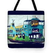 The Penang Ferry Tote Bag