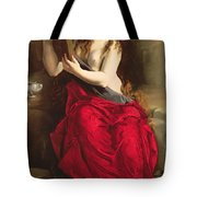 The Penitent Magdalen Tote Bag